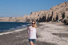 Aria Lito and Santorini Sunsets Santorini 2017, Santorini Sunset, Greek Islands, Beach, Greek Isles, Seaside, Beaches