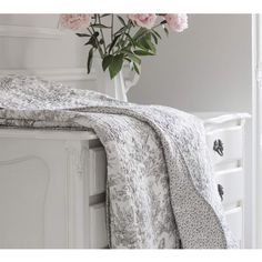 Buy the beautifully designed Toile French Grey Bed Linen Set, by The French Bedroom Company. Shop 24 hours a day for Effortless Luxury Online. Luxury Bedspreads, White Bedspreads, Luxury Bedding, Gray Bedspread, Grey Bedding, Linen Bedding, Bed Linens, Black Bed Linen, Bed Linen Design