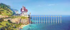 Despicable Me 3 Illumination Entertainment, Bg Design, Despicable Me 3, Environment Concept, Color Studies, Visual Development, Feature Film, Taj Mahal, Image Search