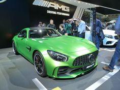 Mercédès-AMG-GT