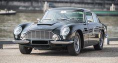 1968 Aston Martin DB6 - DB6 VANTAGE LHD
