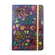Oaxaca Sewn Medium Notebook by Bosque for Monoblock :)