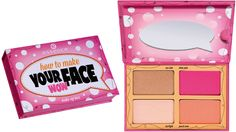 How To Make Your Face Wow Make-up Box Prijs: €5,99