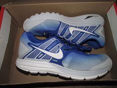 Nike Air Zoom Structure + 16 Breathe Mens Running Shoes 10.5 Blue 580572 410 #Nike #RunningCrossTraining