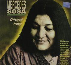 Amigos Mios by Sosa, Mercedes (2010-12-21)