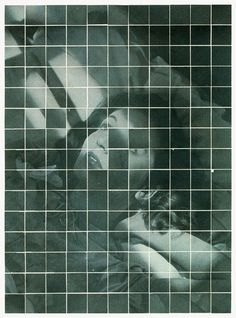 Collage by Anthony Gerace - From the 'There Must Be More to Life Than This' series. °