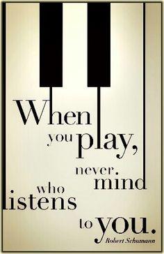 ♬ Quotes .....ⓠ - Robert Schumann