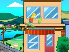 Bart Boarding 2 Toongames.com - http://freegame.site/bart-boarding-2-toongames-com.html