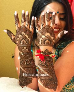 #henna #hennatattoo #hennadesign #mehndi #tattoo #tattooartist #tattooidea #girlswithtattoos #inspiration #art #pictureoftheday #photooftheday #photography #photographer #weddingphotography #wedding #weddingday #wedding2017 #weddingplanner #weddinginspiration #southasianbride #indianbride #indianwedding #punjabiwedding #punjabi #pakistaniwedding #fashion #bridalinspiration #bridalshower #bride