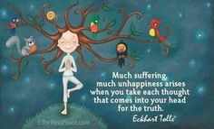 Free your mind... Eckhart T.