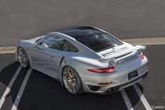 porsche 911 turbo techart - Google Search