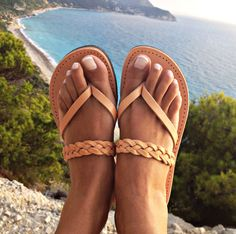 leather sandalsGreek sandal women sandalswedding by GrecianSandals