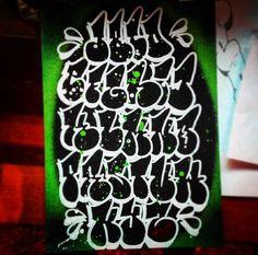Graffiti Alphabet Styles, Graffiti Lettering Alphabet, Graffiti Text, Graffiti Words, Graffiti Writing, Best Graffiti, Graffiti Tagging, Writing Art, Graffiti Styles