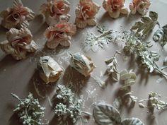 DIY, Como Hacer Flores con Yeso de Paris