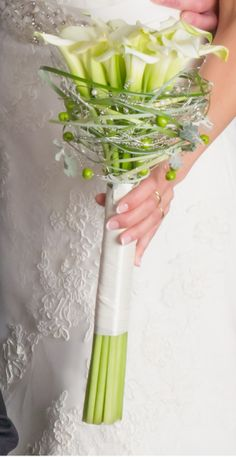 My weddingbouquet made by my friend Sonja Lønnum Østerheim