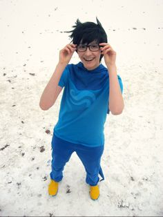 We have found the real John Egbert. 76aab3e498
