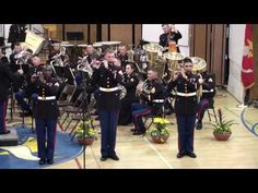 Piccolo Feature: The Stars and Stripes Forever - Marine Corps Air Ground Combat Center Band