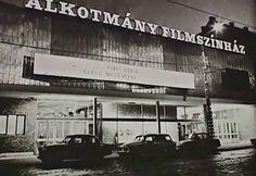 1970 Alkatmány mozi, Újpest Budapest, Film, Architecture, Movie, Arquitetura, Film Stock, Cinema, Architecture Design, Films