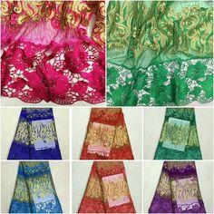 Lace Fabric (378)