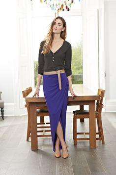 Baukjen | Saskia Maxi Skirt