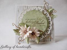 Gallery of handicrafts: Grandma Kochanej