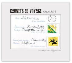 """Made by Ozen: Carnet de voyage pour enfant : les """"fondamentaux""""..."""