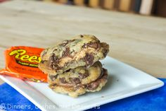 Reese's Chocolate Chip Sandwich Cookies