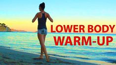Lower Body Warm Up Exercises Before Workout Workout Warm Up, Butt Workout, Quick Workouts, Body Warmer, Exercises, Youtube, Exercise Routines, Excercise, Work Outs