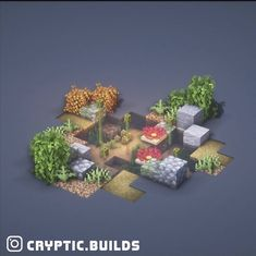 Minecraft House Tutorials, Minecraft Creations, Minecraft Projects, Minecraft Crafts, Minecraft Designs, Minecraft Ideas, Minecraft Architecture, Minecraft Buildings, Blue Bedroom Walls