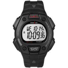 3a643a69f071 Timex Men s T5K822 Ironman Classic 30 Black Watch (Full Size