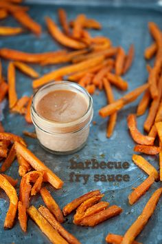 Barbecue Fry Sauce
