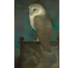 Big Owl on Screen To the Dutch artist Jan Mankes painting was a means to express the ineffable. He studied and sketched his subjects endlessly, until he knew them by heart. Then he painted them from memory, not necessarily as they were, but Museum Shop, Dutch Artists, Art Reproductions, Miraculous, Environment, Owl, Birds, Canvas, Drawings