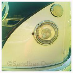 Penguin VW bus on Etsy, $8.00