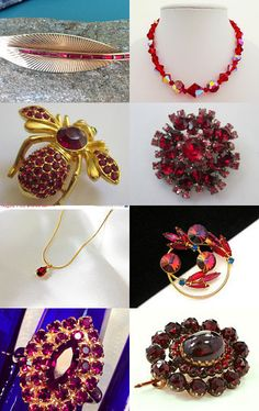 Red and Pink by Randy and Lynn on Etsy--Pinned with TreasuryPin.com