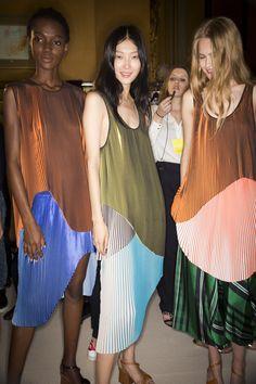 Stella McCartney Spring 2016 Ready-to-Wear Fashion Show Beauty