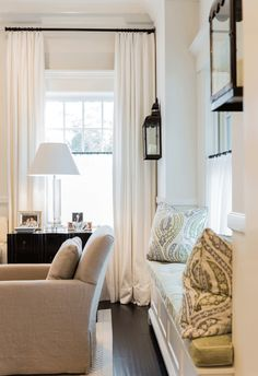Scale is one of the toughest elements to balance within in a space. Some rooms are blessed with high ceilings and an airy, spaciou...