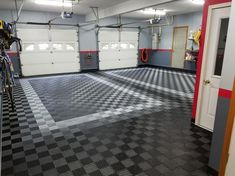 Floor tiles are an important component in building a garage. Having numerous choices of floor tiles garage available in every shape, size, and color, it