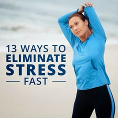 13 Ways to Eliminate Stress Fast | FitInterest