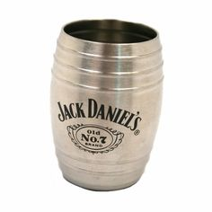 Jack Daniels Barrel Shot Glass - Ordered this YEARS ago has my initials on the back! LOVE IT!!!