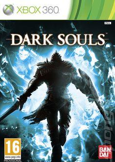 O game Dark Souls conta com muitos bons aspectos de jogabilidade. Um RPG de sucesso para Xbox 360.
