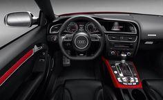 2016 Audi RS5 Interior