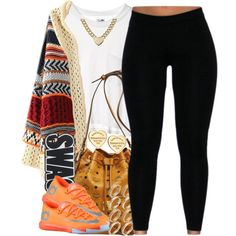 Swag with KDs., created by livelifefreelyy on Polyvore