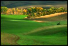 Autumn fields... | Photo.net