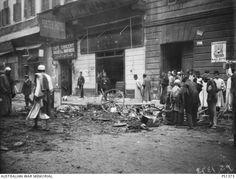 Battle of Wazzir Shepheard's Hotel, Cairo Egypt, World War I, Wwi, Street View, Middle East, Battle, Classic, Women