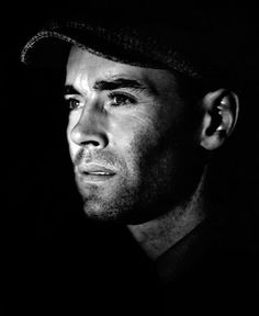 Henry Fonda.  The Grapes of Wrath. Saw this movie as a youngster and the realness and rawness of it all really touched me. GREAT MOVIE!!!!!