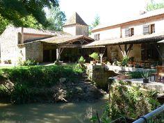Moulin de Rocquebert, chambres d'hôtes à Grateloup, dans le Lot-et-Garonne