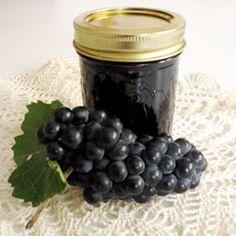Concord Grape Jelly Allrecipes.com