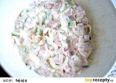 Czech Recipes, Ethnic Recipes, Potato Salad, Oatmeal, Potatoes, Breakfast, Food, The Oatmeal, Morning Coffee