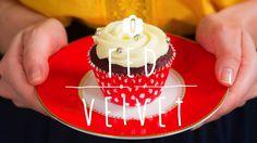 Cupcake Red Velvet | A Doce Cozinha de Dani Noce #05