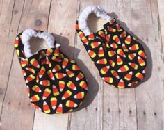 Halloween Booties.